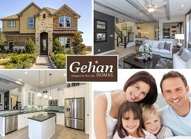 Gehan Homes Four Cornerstone