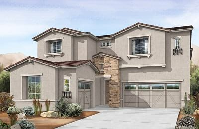 Gehan Homes Sage Floor Plan