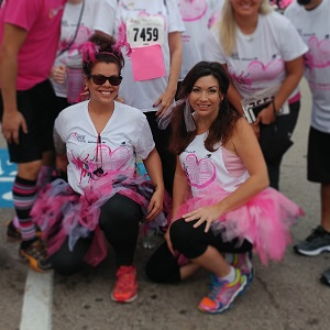 Gehan Homes Susan G. Komen Run