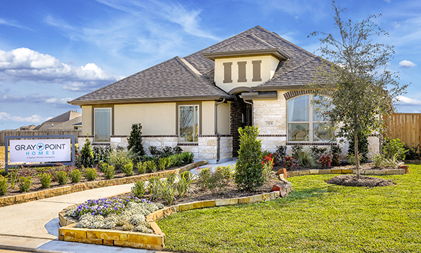 Gray Point Homes - Part of the Gehan Homes Family