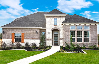 Gehan Homes Princeton Floor Plan