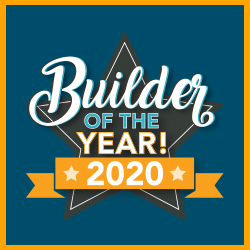 2020 Texas Association of Builders STAR Award for Builder of the Year